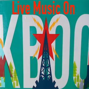 Live Music on KBOO Community Radio
