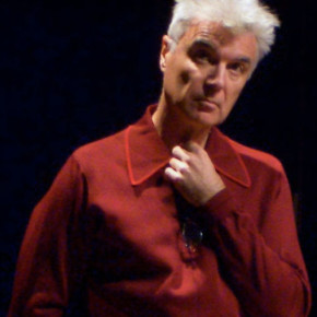David Byrne at McGill University