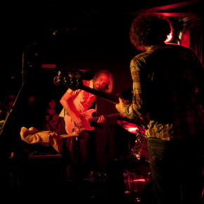 Dungen live at the Luminaire (2010.05.31)