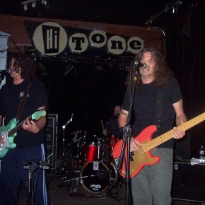 The Meat Puppets, band performing in Memphis, Tennessee on November 2nd, 2007.