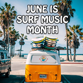 Submit your surf tunes until July 1, 2018!