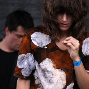 Fiery Furnaces @ East River State Park, Brooklyn
