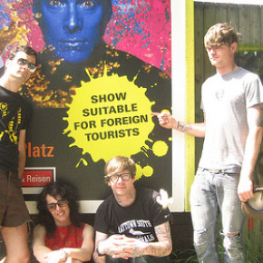 Thee Oh Sees are suitable for foreign tourists only