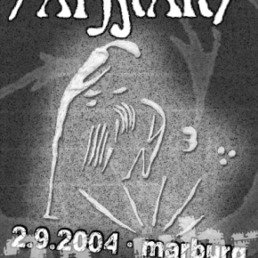 /'angstalt/ tour poster from 2004